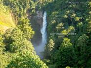 Hikong Bente Waterfall (2nd Falls)