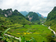 These views really inspire me to come back to Northern Vietnam and explore more of the area.