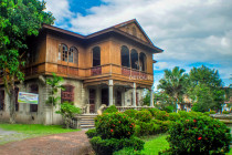 Balay Negrense, in Silay City, Negros Occidental, Philippines