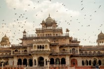 Albert Hall Museum in Jaipur, Rajasthan, India