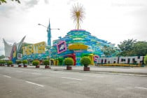 Star City Amusement Park in Pasay City, Metro Manila, Philippines