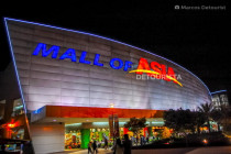 Mall of Asia in Pasay City, Metro Manila, Philippines