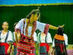 Cultural Performance, in Kiangan, Ifugao, Philippines