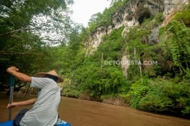 Umphang to Thee Lor Su Raft Cruise - Mae Klong River, Umphang, T