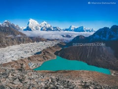 Gokyo to Gokyo Ri - EBC Trek, in Sagarmatha Everest region, Nepal