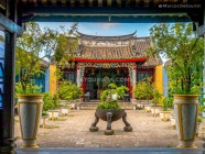 Duong Thuong (Trung Hoa) Assembly Hall in Hoi An Ancient Town, Quang Nam Province, Vietnam