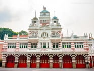 Singapore Fire Station building, in Singapore