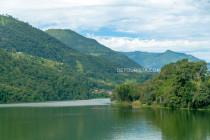Phewa Lakeside view, in Pokhara, Gandaki, Nepal