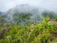 Kule Trail in Lake Holon, T'Boli, South Cotabato, Philippines