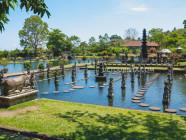 Tirta Gangga Water Palace, Karangasem, Bali, Indonesia