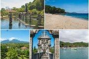 East Bali — Padang Bai, Tirta Gangga, Candidasa, Ujung