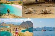 Komodo Islands Speedboat Tour — Padar, Rinca, Komodo, Kanawa, Kelor Islands