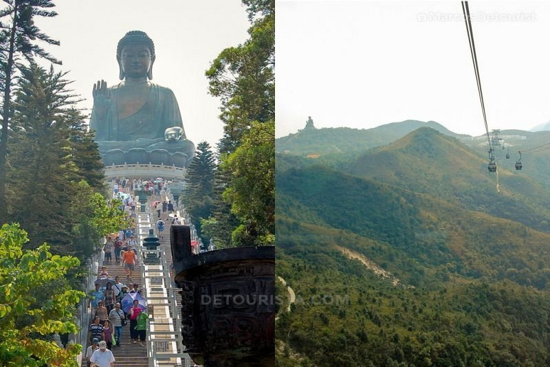 01-Nong Ping 360 Cable Car & Tian Tan Buddha