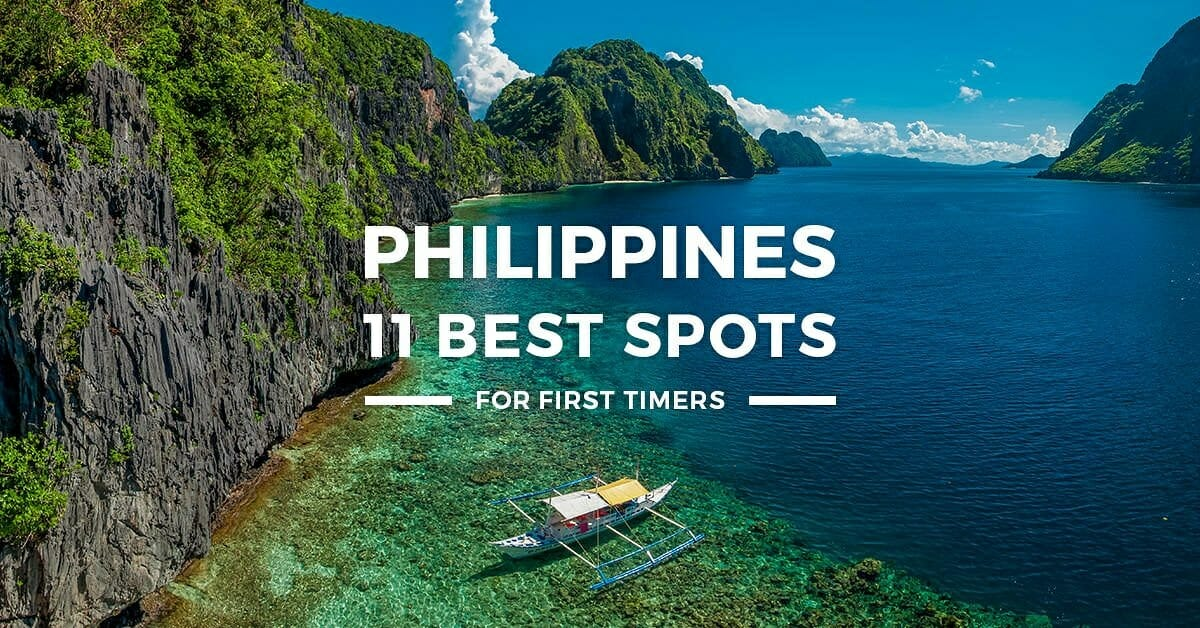 top tourist spot in the philippines Listing the best of bohol attractions is the only double barrier reef in the philippines and restaurant and gift shop 213 steps lead to the top where.