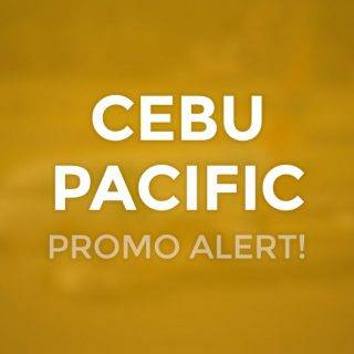 Cebu Pacific P799 – PH Domestic & International Promo May, June to September 2017