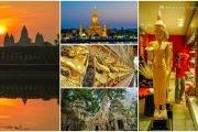 Cambodia & Thailand – Overland Temple Run