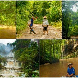 Umphang & Tak 5-Day Highlights — Thi Lo Su Waterfall