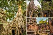 Siem Reap 3-Day Highlights — Big Circuit, Little Circuit & Rolous Temples