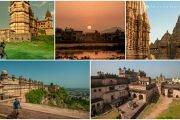 Madhya Pradesh 4-Day Highlights