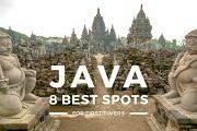 Java Tourist Spots