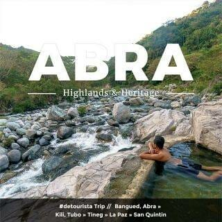 Abra Highlands & Heritage 5 Days