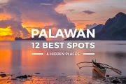12 Places To Visit in Palawan