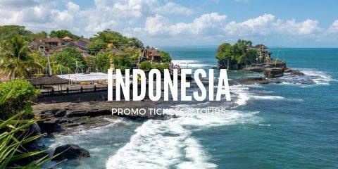 Indonesia Promo – Up to 31% OFF Tours, Tickets & Travel Packages