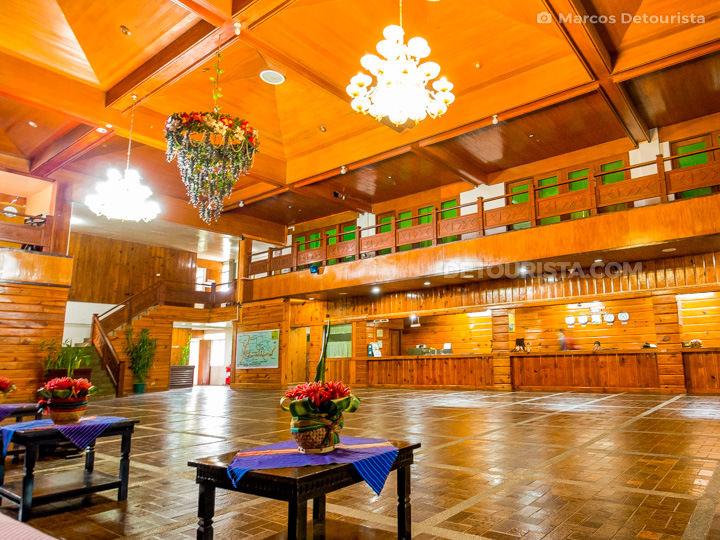 Banaue Hotel, in Banaue, Ifugao, Philippines