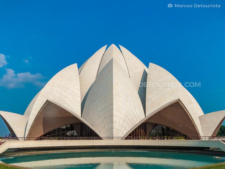 Bahai Lotus Temple, New Delhi