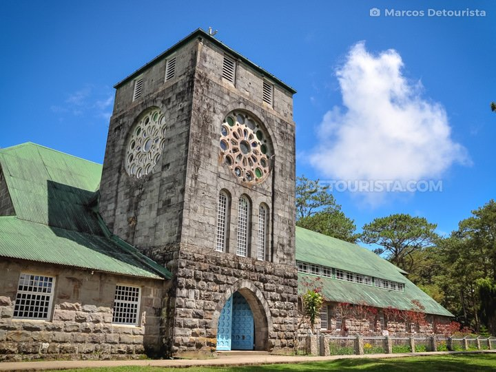Church of St. Mary the Virgin in Sagada, Mountain Province, Phil