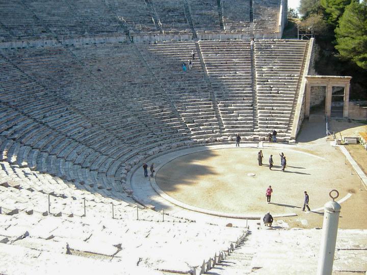 Epidarius Ampitheatre, Greece
