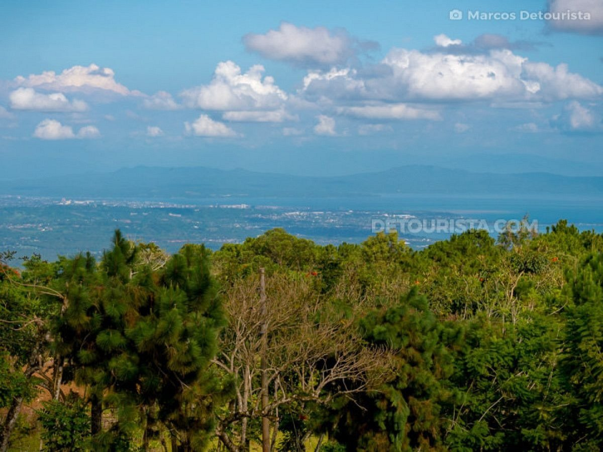 Davao City view from Eden Nature Park