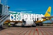 Cebu Pacific P499 Promo for Feb to June 2019 Travel