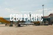 1-Day Sale! Cebu Pacific P244 Promo on International Flights