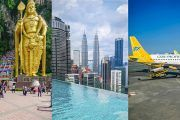 3 Days in Malaysia + 12 Things To Do in KL & Ipoh with Cebu Pacific