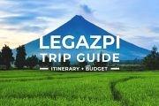 11 Places To Visit in Legazpi & Albay