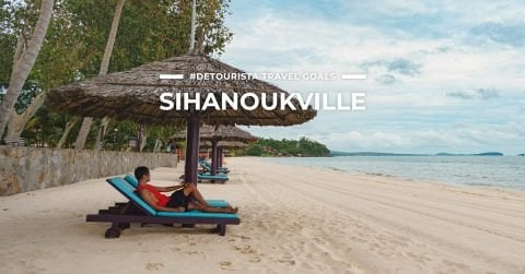 7 Places To Visit in Sihanoukville & Koh Rong Islands