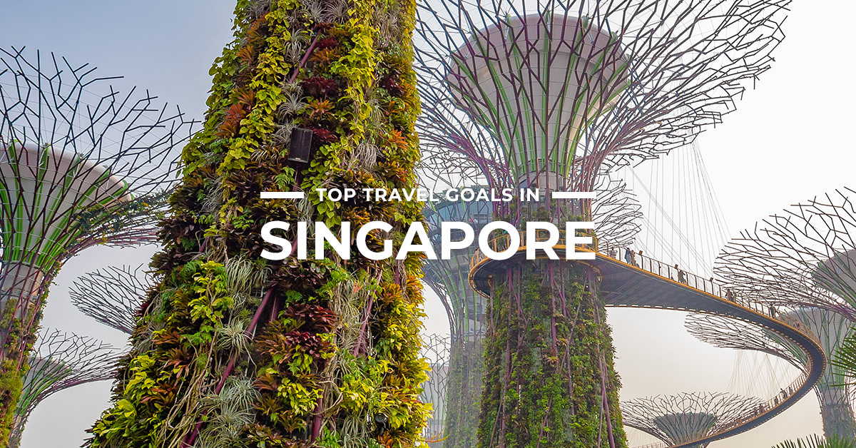 33 BEST PLACES to visit in Singapore + THINGS TO DO 2019