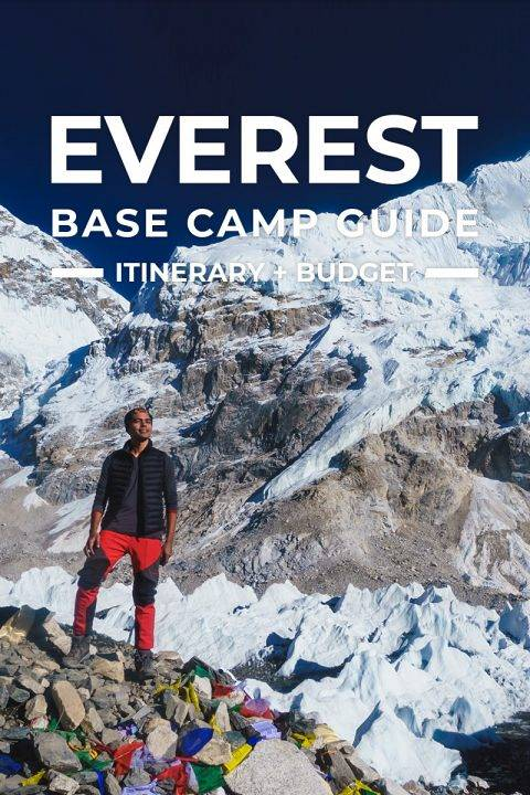 Everest Base Camp Trek + Itinerary Guide for First-Timers